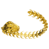 I love Jennifer Fisher jewelry. I gravitate towards edginess if you can't tell and Jennifer is my jewelry soul mate. I would love another charm for my necklace or just any piece really, how cool is this snake vertebrae cuff?