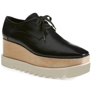 The platform oxford from Stella McCartney. They're amazing looking on, don't judge. I love a little extra height too without a painful heel.